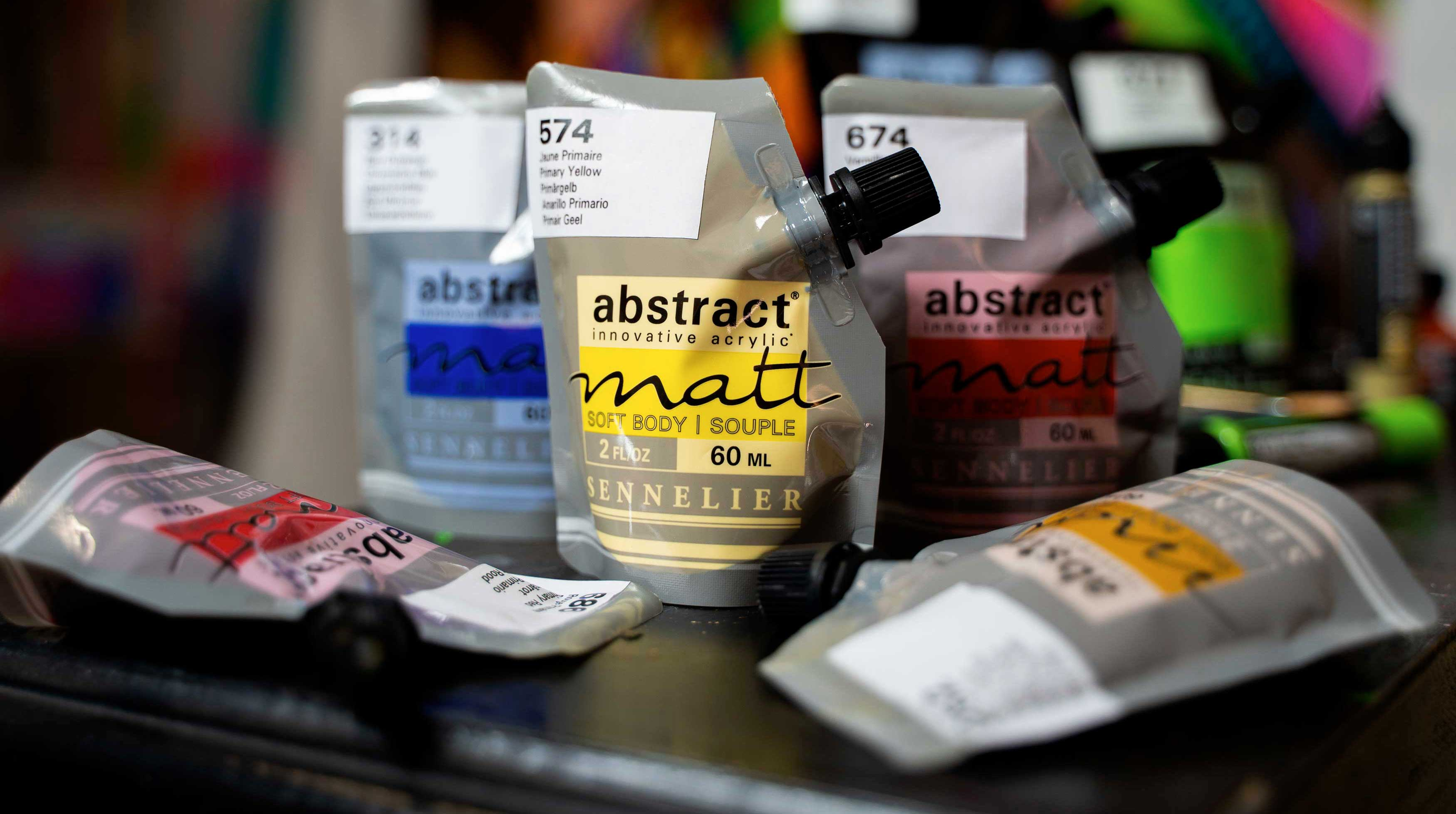 Matt Acrylic